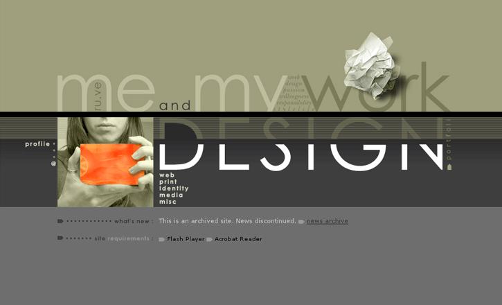 2002 Portfolio Design 2